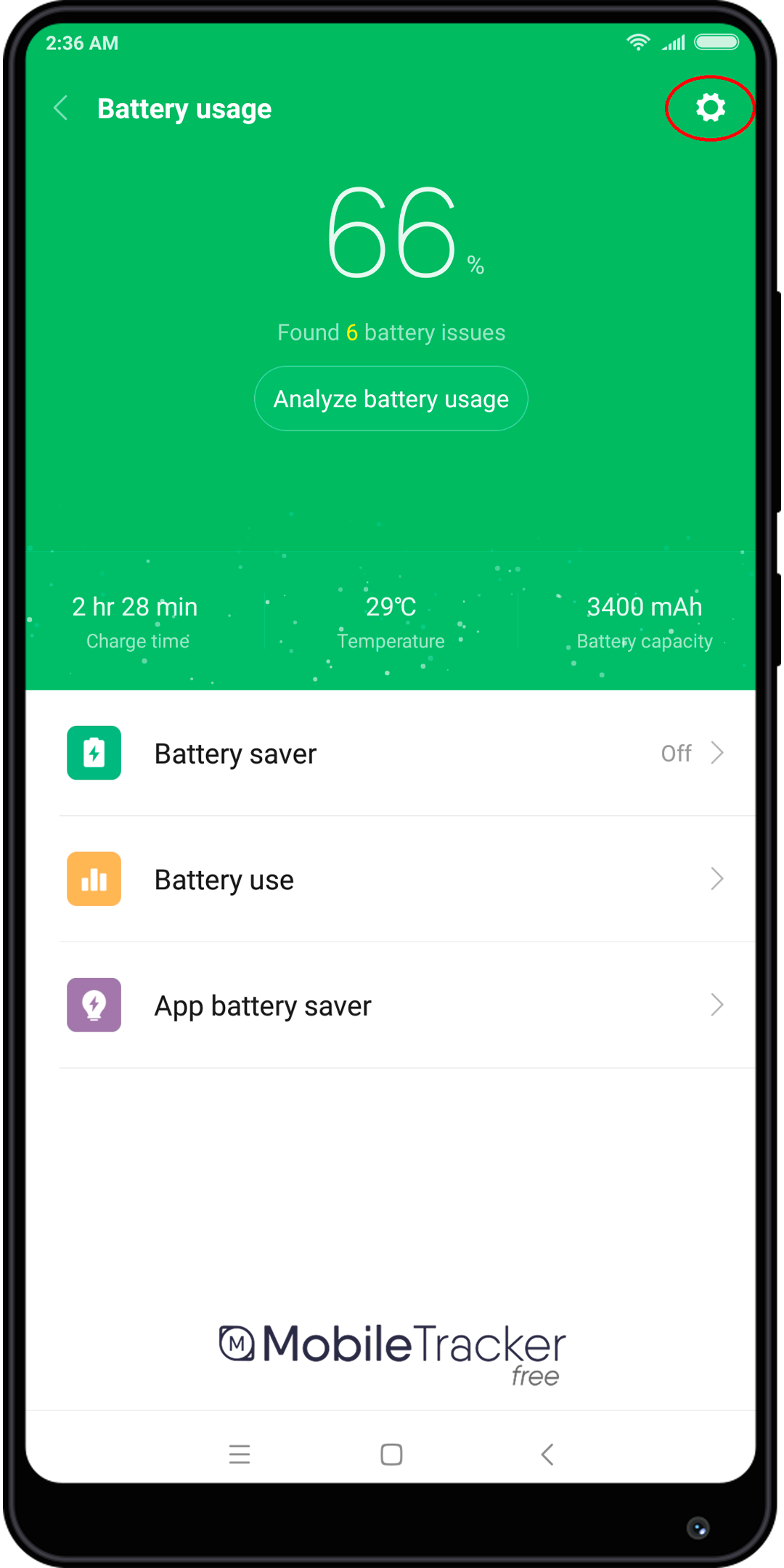 Xiaomi Android Guide – Mobile Tracker Free